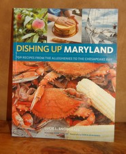 Dishing Up Maryland Cookbook