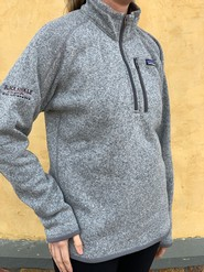 Unisex Patagonia Grey Fleece
