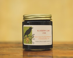 Bakehouse Jams-Blueberry Lime